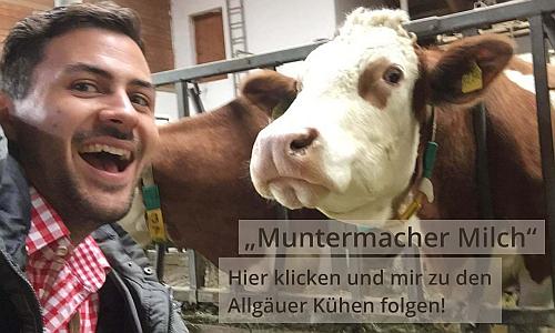 Model Alexander Schmidt Filmset Galileo Muntermacher Milch